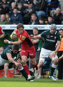 Chris Wyles Saracens London Irish