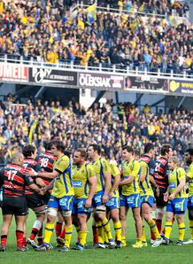 Clermont and Toulouse congratulate each other