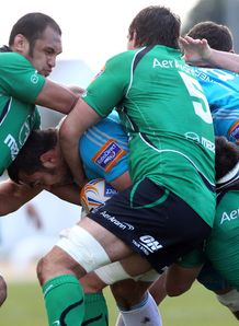 Connacht Rugby v Aironi Rugby  RaboDirect Pro 12 2012