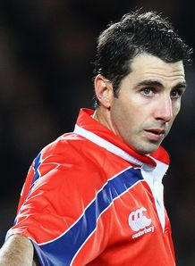 Craig Joubert RWC final 2011