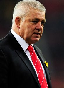 SKY_MOBILE Warren Gatland - Wales