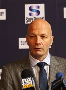Greg Peters Sanzar CEO 2012