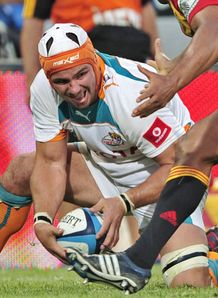 Heinrich Brussow cheetahs chiefs 2012