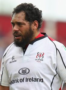 John Afoa Ulster v Munster 2012
