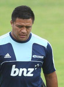 Keven Mealamu Auckland Blues
