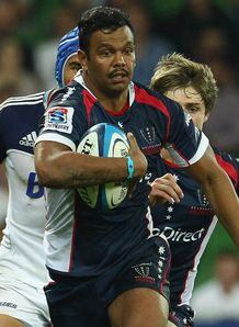 Kurtley Beale Rebels 2012