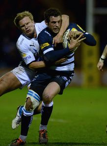Nick Macleod Sale v Bath 2012