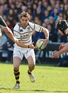 Nicky Robinson Bath v Wasps