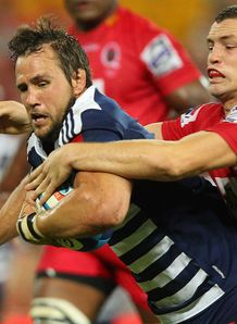 Peter Grant Luke Morahan Stormers reds 2012