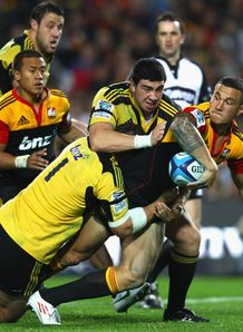 SBW Chiefs v Hurricanes 2012