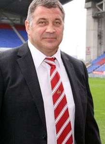 Super League: Shaun Wane is still looking for improvement from his Wigan team