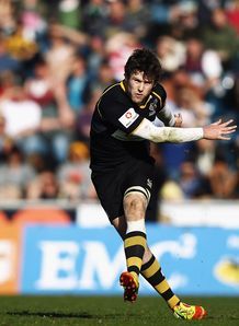 Wasps v Gloucester Elliot Daly winning penalty