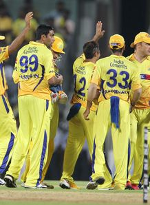 Openers set up Chennai win