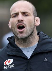 Saracens forwards coach Paul Gustard thrilled with victory over Leicester