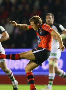 Quins de-throned in Toulon