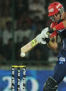 Pietersen delivers for Delhi