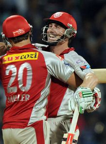 Marsh sinks Mumbai