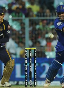 Knight Riders see off Royals