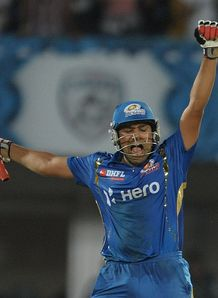 Sharma shines for Mumbai