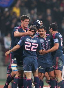Stade Francais v Exeter Chiefs
