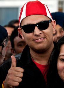 Yuvraj back for India