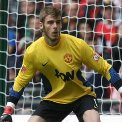 De Gea: Relishing the pressure