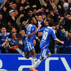Drogba: Big miss