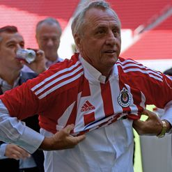 Cruyff: Done at Chivas