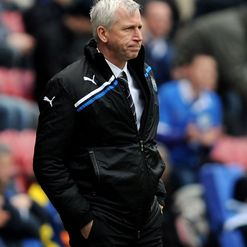 Pardew: Concerned