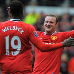 Rooney: Has Welbeck&#39;s back