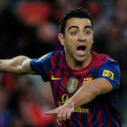 Xavi: Disappointed