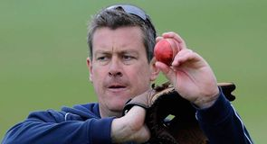Ashley Giles: claimed 55 wickets in 62 one-day internationals for England