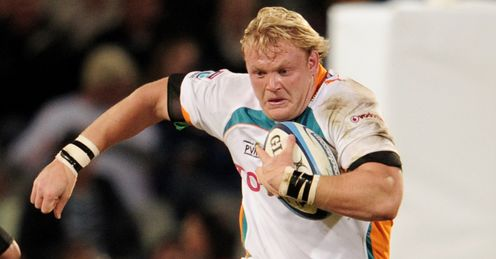 Adriaan Strauss Cheetahs captain 2011