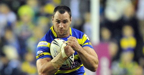 Adrian Morley Warrington Wolves