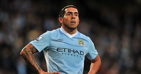 Tevez: has galvanised City, but will they drop points on Tyneside?