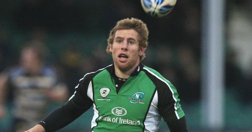 Gavin Duffy Connaught Rugby