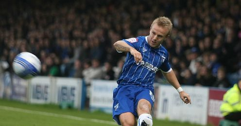 Danny Jackman: Not giving up on Gillingham's play-off push