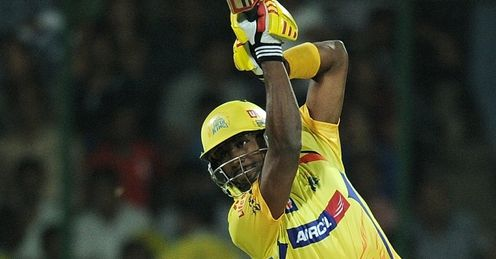 Dwayne Bravo Chennai Super Kings