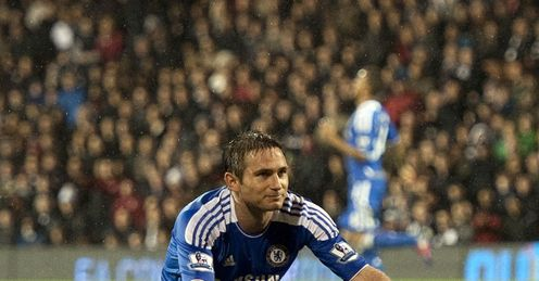 Flawed: Neville says tiredness could affect Chelsea's run-in