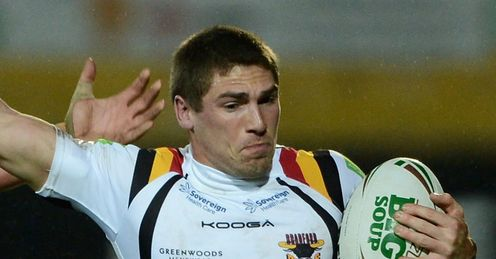 Jarrod Sammut Bradford Bulls