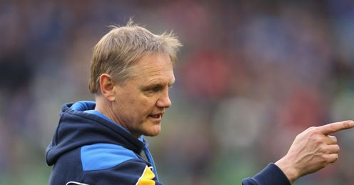 Can Joe Schmidt help ireland beat the All Blacks?