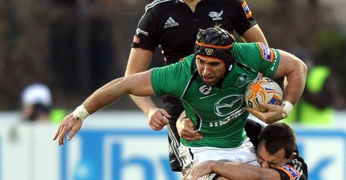 John Muldoon Connacht Aironi