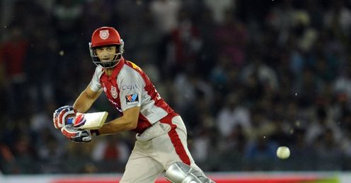 Kings XI v Pune Warriors Adam Gilchrist
