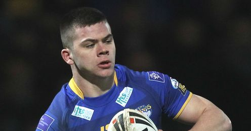 Liam Hood Leeds Rhinos