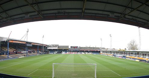 Kenilworth Road: The scene of the 1985 clashes
