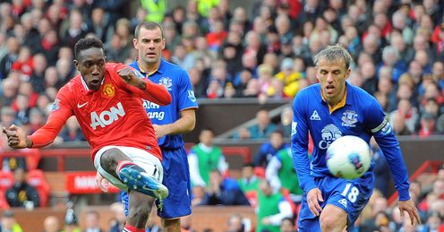 Man Utd v Everton: Martin has plenty of stats from their 4-4 draw