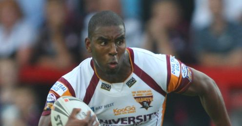 Michael Lawrence Huddersfield Giants