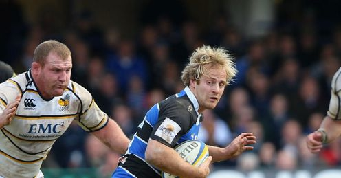 Nick Abendanon Bath v Wasps