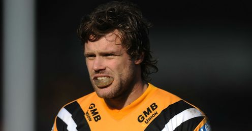 Nick Youngquest Castleford Tigers