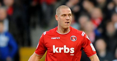 Morrison: the Charlton man is talented, says Beags, but he is not the best Championship centre-half